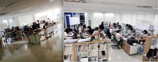 세 번째 사무실 (서초, 2012년 5월 - 2014년 6월)